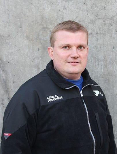 Lars G. Pedersen